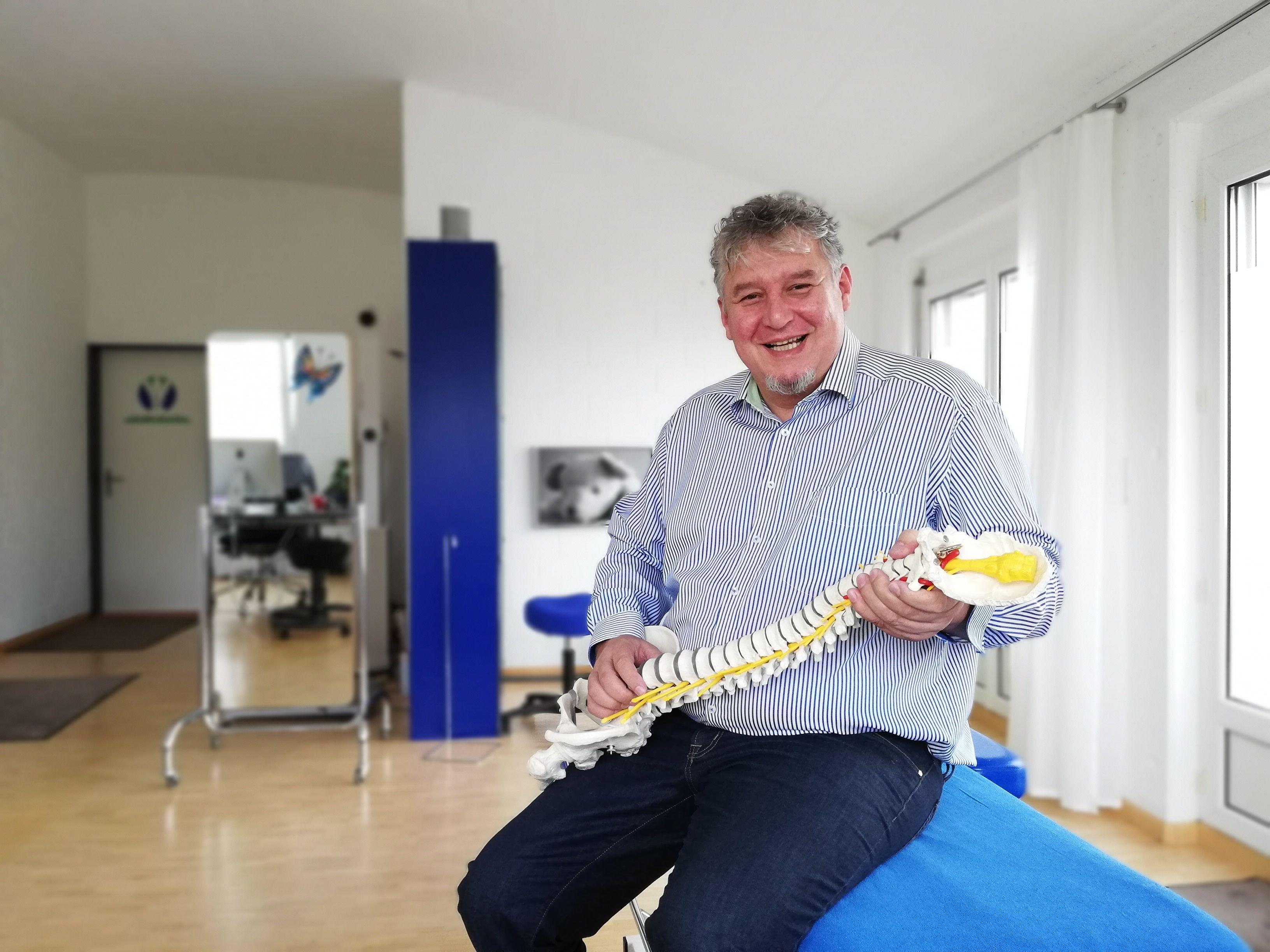 Holger Schmidt - Osteopathie - Über mich und mein beruflicher Werdegang